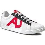 Sneakersy ARMANI JEANS - A6518 21 10 White