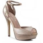Sandály MENBUR - 005837 Pink/Maquillaje