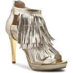 Sandály R.POLAŃSKI - 0782 Zlatá