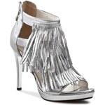 Sandály R.POLAŃSKI - 782 Stříbrná