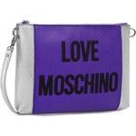 Kabelka LOVE MOSCHINO - JC4281PP0KKR0650 Viola