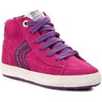 Sneakersy GEOX - J Witty D J44C8D 00022 C8002 Fuksja