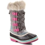Sněhule SOREL - Youth Joan Of Arctic NY 1858-060 Light Grey