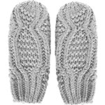 Topshop Cable Mittens