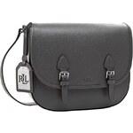 Kabelka RALPH LAUREN - Messenger N91 L3908 RL264 V0LD9 Steel Grey/Black