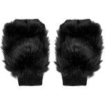 Topshop Faux Fur Handwarmers