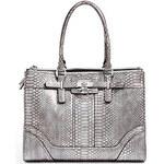 Elegantní business kabelka GUESS Greyson Metallic Status Carryall