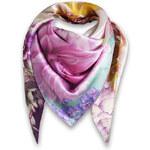 Esprit Šátek ze 100% hedvábí
