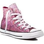 Plátěnky CONVERSE - Ct Hi 547257C Berry Pink