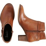 Somewhere Boots - en cuir marron clair