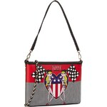 Kabelka LOVE MOSCHINO - JC4050PP1KLE090A Stamp Twins