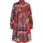 Yumi Dámské šaty YRDD01_MULTI-COLOUR