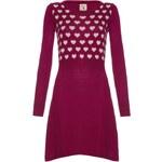 Yumi Dámské šaty Y1277_PLUM