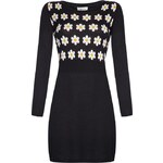 Yumi Dámské šaty Y1105_BLACK