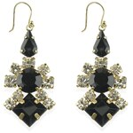 Marks and Spencer M&S Collection Diamanté Drop Earrings