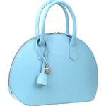 Baťa Modrá kabelka v provedení se zámkem