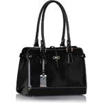 LS Fashion Kabelka LS00306 černá