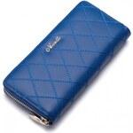 NUCELLE dámská peněženka Fashion Long modrá