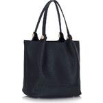 LS fashion LS dámská kabelka 327 tmavě modrá