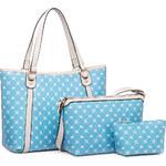 Dámské kabelky v setu Just Star v modré