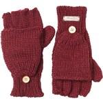 LA FEMME Vínové rukavice Bobble