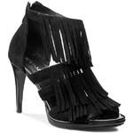 Sandály ANN MEX - 7275 01W Černá