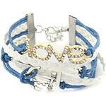 LightInTheBox Fashionable Multicolor Leather Women's Bracelet