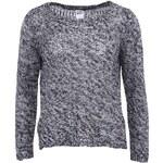 Černo-bílý žíhaný svetr Vero Moda Eshy