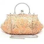 LightInTheBox Women's Retro Lily Evening Bag