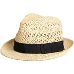 H&M Slaměný klobouk