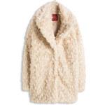 Esprit Módní kabát z umělé kožešiny