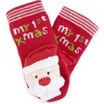 Marks and Spencer Cotton Rich Christmas Slipper Socks