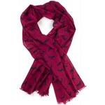 Brakeburn dámský vínový šátek