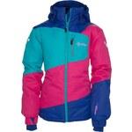 Zimní bunda dětská Kilpi HAVA-K TRQ 110-116