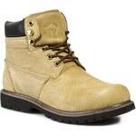 Turistická obuv NEW AGE - 1201 Yellow
