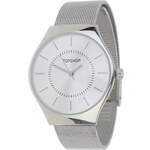 Topshop Stainless Steel Mesh Strap