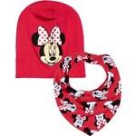 H&M Čepice a trojcípý šátek