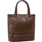 Kabelka TOMMY HILFIGER - Rosanna N/S Tote AW0AW00634 Wild Mushroom 236