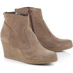 Esprit flat boots, filter: leather