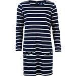 Šaty Kangol Long Jersey dám. bílá/námořnická modrá XS