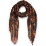 Esprit chiffon floral scarf