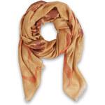 Esprit printed shiny scarf