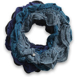 Esprit snood with graduated colour