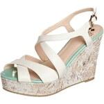 Even&Odd High Heel Sandalette white