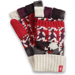 Esprit two-in-one chunky knit gloves