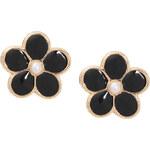 Esprit floral stud earrings
