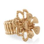 Esprit Goldener Elastik-Ring