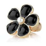Esprit elasticated flower ring