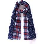 London street fashion Luxusní šátek DotScarf