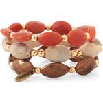Esprit bracelet set with decorative beads